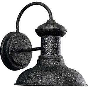 P5721-71:  Brookside Gilded Iron One-Light Outdoor Wall Lantern