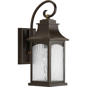 P5753-108 Maison Oil Rubbed Bronze One-Light Outdoor Wall Sconce