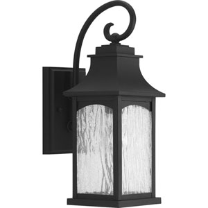 P5753-31 Maison Black One-Light Outdoor Wall Sconce