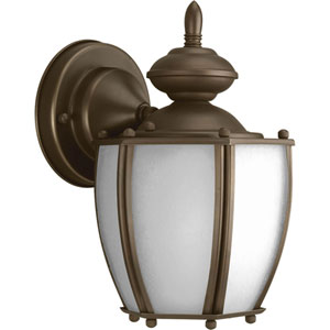 Roman Coach Antique Bronze 9.81-Inch One-Light Outdoor Wall Sconce