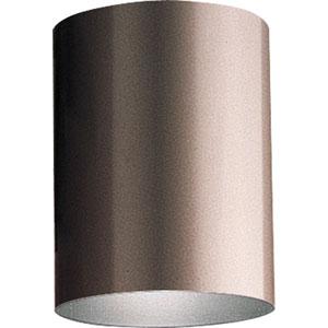 P5774-20/30K Antique Bronze 5-Inch One-Light LED Outdoor Flush Mount