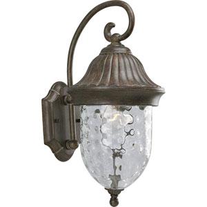 P5828-87:  One-Light Cast Wall Lantern