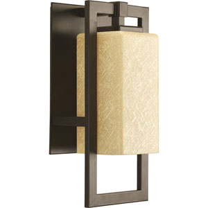 P5948-20:  Jack Antique Bronze One-Light Outdoor Wall Mount