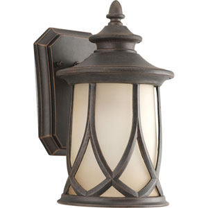 Resort Aged Copper One-Light Outdoor Wall Sconce