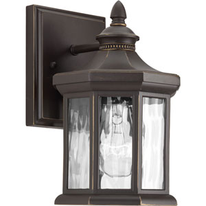 P6070-20 Edition Antique Bronze 5.5-Inch One-Light Outdoor Wall Sconce