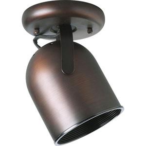 P6144-174:  Urban Bronze One-Light Semi-Flush