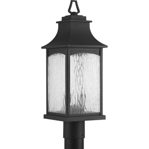 P6432-31 Maison Black Two-Light Outdoor Post Mount
