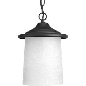 P6512-31 Essential Black One-Light Outdoor Pendant