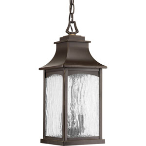 P6532-108 Maison Oil Rubbed Bronze Two-Light Outdoor Pendant