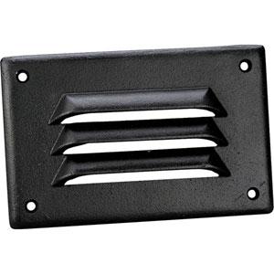 One-Light Black 5-Inch Step Lights