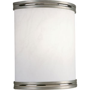 P7083-0930K9 Brushed Nickel 9-Inch One-Light Energy Star LED Wall Sconce