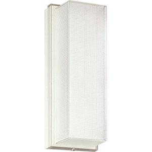 P7124-68:  Hard-Nox White One-Light Outdoor Wall Lantern