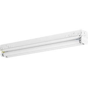 Modular Fluorescent White Two-Light Modular Fluorescent