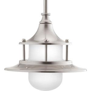 Parlay Brushed Nickel LED One-Light Mini Pendant