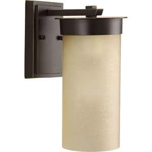 Hawthorne Antique Bronze Six-Inch One-Light Outdoor Wall Sconce