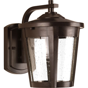 East Haven Antique Bronze LED Eight-Inch One-Light Outdoor Wall Sconce