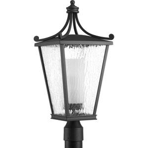 Cadence Black One-Light Outdoor Post Light