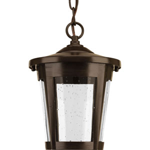 East Haven Antique Bronze LED One-Light Outdoor Pendant