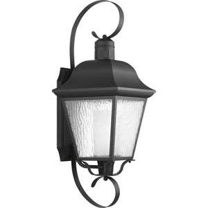 Andover Black 13-Inch One-Light Outdoor Wall Sconce