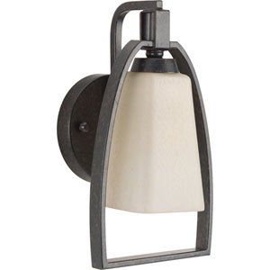 Ridge Espresso One-Light Wall Sconce