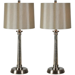 Brooks One-Light Table Lamp, Set of Two