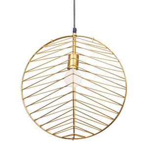 Ragtime One-Light Ceiling Fixture