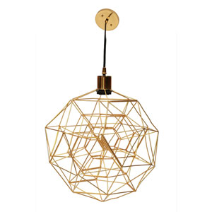 Sidereal One-Light Ceiling Fixture