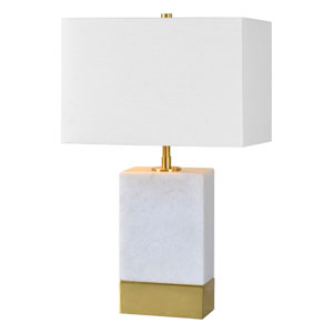 Lucent Two-Light Table Lamp