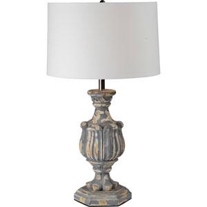 Tulip One-Light Table Lamp