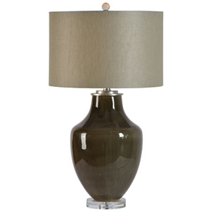 Camelot Gray Table Lamp
