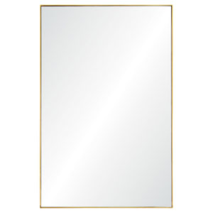 Florence Gold Rectangular Mirror