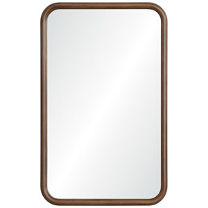 Dickens Wood Rectangular Mirror