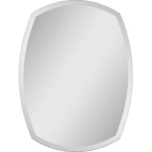 Spalding All Glass 24-Inch Frameless Mirror