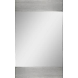 Amrah Silver 36-Inch Rectangular Mirror