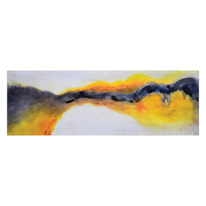 Daybreak by Patrick: 60 x 20-Inch Wall Art