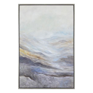 Bleaklow By K.Sizaya: 40 x 60-Inch Canvas Wall Art
