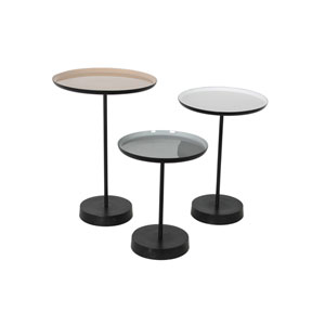 Stepping Stone Accent Tables, Set of Three