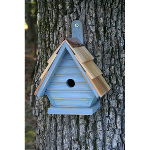 Chick Blueberry Birdhouse