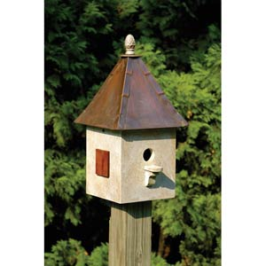 Songbird Suite Old World Birdhouse