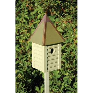 Gatehouse Celery Birdhouse