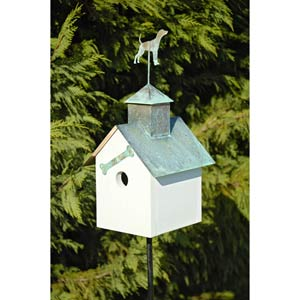 Sleepy Hollow Big Dog Birdhouse