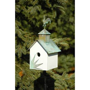 Sleepy Hollow Hen House Birdhouse