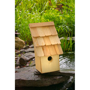 Fruit Coops Bird House - Pear