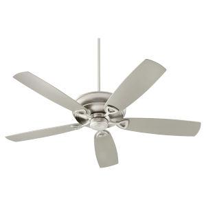 Alto 62-Inch Satin Nickel Ceiling Fan