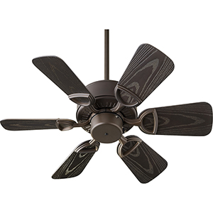 Estate Patio Oiled Bronze 30-Inch Patio Fan