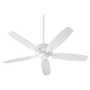 Breeze Patio Studio White Outdoor Fan