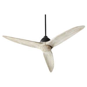 Larkin Noir 54-Inch Ceiling Fan
