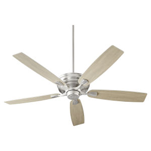 Gamble Satin Nickel 60-Inch Ceiling Fan