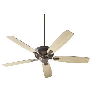 Gamble Oil Bronze 60-Inch Ceiling Fan