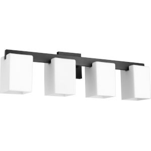 Modus Black Four-Light Bath Vanity